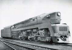 Photographer: PRR Photo  Builders No.: AW 4571  Bld Date: 2/1946  Class: T1 4-4-4-4  Road No.: PRR 5511