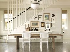 full height balusters