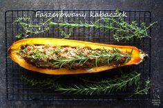Kulinarne przygody Gatity: Kabaczek faszerowany mięsem