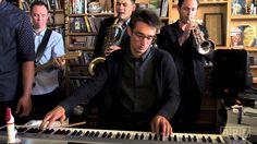 San Fermin: NPR Music Tiny Desk Concert