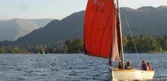 Traditional-Boat-Sailing.jpg #lake #district #lakedistrict #cumbria #climbing #adventure #holiday #ideas #wild #swimming #sailing #ullswater