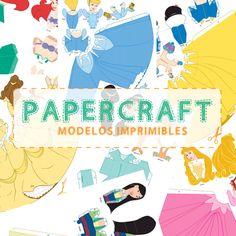 El lunes os enseñé el papercraft con este sencillo tutorial. Esta técnica puede adaptarse para niños y mayores dependiendo de la dificultad del modelo.Una mami a petición me ha pedido que pusiera algunos modelos más sencillos para su hija y os he preparado este recopilatorio de imprimibles papercraft de las Princesas Disney Descargar Ariel | …
