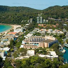 Noosa Beach Resort Australia - I miss this