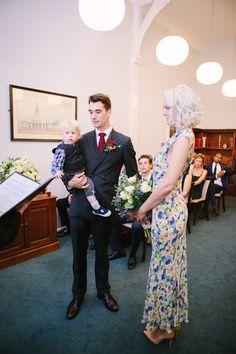 Stylish, Intimate Family Picnic Wedding (4)