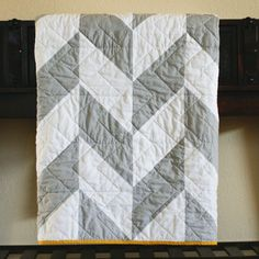 To make a long story short, I gave away the very first quilt I made myself. I wasn't in love with it. No matter how much I thought it ...