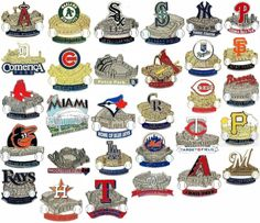 MLB Baseball Stadium Pins Your Choice of All 30 Current Ballparks New In Pkg Pin | Sports Mem, Cards & Fan Shop, Fan Apparel & Souvenirs, Baseball-MLB | eBay!