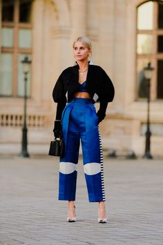 Street Style Outfits, Look Street Style, Street Chic, Street Style Women, Fashion Street Styles, Fashionista Street Style, Look Fashion, Fashion Outfits, Womens Fashion