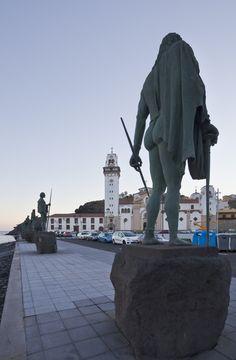 Candelaria, Tenerife. Canary Islands