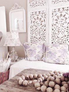 Romantik KIR evi tarzı-Romantik ev-