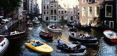 AMSTERDAM STORIES | Peter Funch