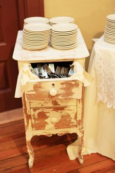Pin by Flutter Fete on Shabby Chic Wedding Ideas