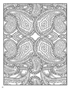 paisley Coloring Pages | ... large_Paisley_Designs_Coloring_Book__Dover_Coloring_Book__Page_28.jpg