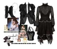 """""""Madonna- the no virgin edition"""" by juliabachmann ❤ liked on Polyvore featuring Madonna, Child Of Wild, Jean-Paul Gaultier, Alexander McQueen, Comme des Garçons, Yves Saint Laurent, Virgins Saints & Angels, Giuseppe Zanotti and Givenchy"""