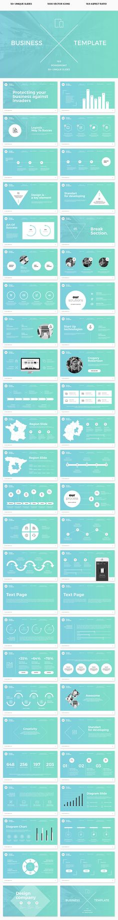 Business Powerpoint Template - Business PowerPoint Templates Download here: https://graphicriver.net/item/business-powerpoint-template/19796287?ref=classicdesignp