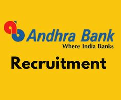 Andhra Bank Recruitment – Sub Staff Posts 2017 : Andhra Bank has advertised a notification for the recruitment of Sub Staff vacancies in Sambalpur Zone (Odisha State). Eligible candidates will apply in prescribed application format on or before 31-07-2017. Different details like age limit, academic qualification & how to apply are given below. Andhra Bank Vacancy Details: Total No. of Posts: 05 Name of the Post: Sub Staff Name of the District: 1. Bargarh: 01 Post 2. Bolangir: 02 Posts 3....