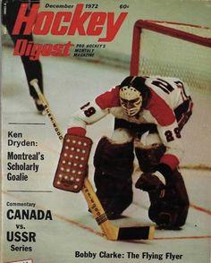 Ken Dryden, Hockey, Field Hockey, Ice Hockey