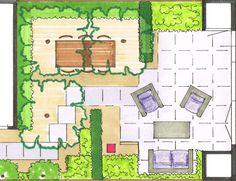 hous, Kleine Tuin Nieuwbouw Google Zoeken Ontwerp Ideea Buitentuin: buitentuin ontwerp