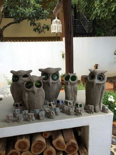 Nieu Bethesda Owls @ Bren's Backyard