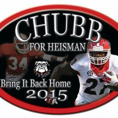 Chubb for Heisman  2015