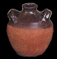Pottery was very important in Plymouth Colony. Here is an interesting site about historic pottery.