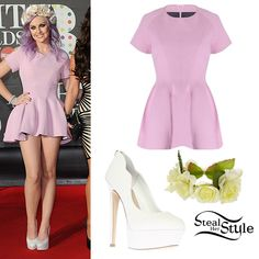 perrie edwards dress brit awards - Google Search