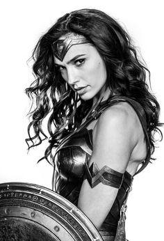 Gal Gadot is Wonder Woman.