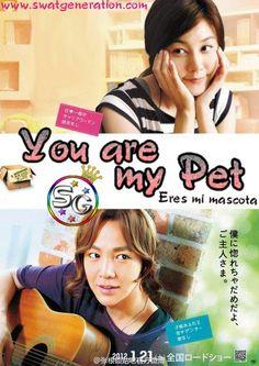 [Pelicula] You are my Pet Coreana Sub Español