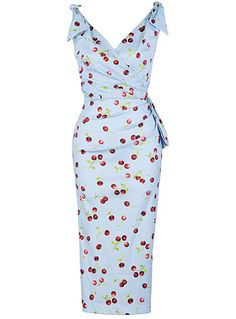 Bessie Wrap Dress by Stop Staring