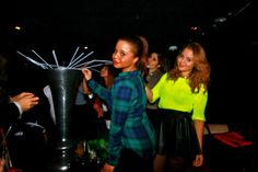 New York Doll   UK Fashion Blog  Whisky Mist nightout - Zara outfit