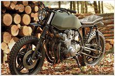 1982 Honda CB750 - Left HandCycles - Pipeburn - Purveyors of Classic Motorcycles, Cafe Racers & Custom motorbikes