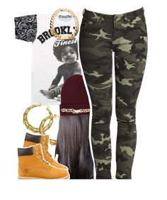 """""""Big Rings // Drake & Future"""" by lulu-foreva ❤ liked on Polyvore featuring River Island and Timberland"""