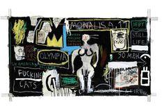 Sothebys Paris achieves highest Contemporary Art Evening Sale total of the Paris summer sale season