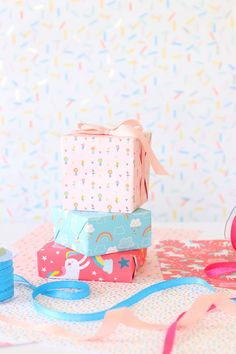 Learn how to use Adobe Illustrator to design your own wrapping paper, then use your Canon PIXMA printer to print your designs at home