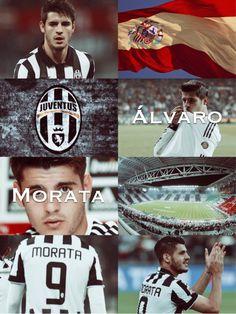 Alvaro Morata. Juventus.