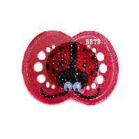 The ultimate accessory and keepsake You choose the design of your choice for this pacifier Let me know in the box how you would like it made You can choose how you want the pacifier embellished with either just the front knob covered, the knob and t