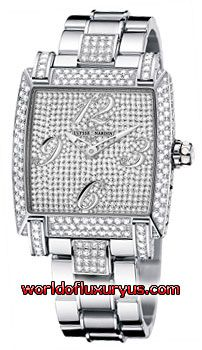 130-91FC-8C-FULL - This Ulysse Nardin Caprice Womens Watch, 130-91FC-8C-FULL features 34mm 18kt White Gold case, Diamonds dial, Sapphire crystal, Fixed bezel, and a 18kt White Gold Brushed & Polished Bracelet. - See more at: http://www.worldofluxuryus.com/watches/Ulysse-Nardin/Caprice/130-91FC-8C-FULL/3_21_8818.php#sthash.dckCC0zT.dpuf
