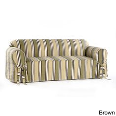 Classic Slipcovers Classic Sofa Slipcover