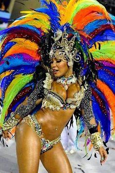 #Colorful #Samba