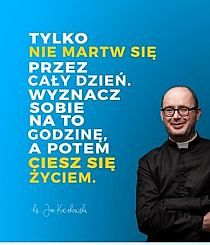 6 życiowych rad księdza Jana Kaczkowskiego - zdjęcie w treści artykułu nr 1 Wisdom Quotes, True Quotes, Happiness Quotes, Wall Quotes, Quotes Quotes, Fight For Your Dreams, Happiness Challenge, Ga In, Short Quotes