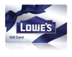 #Coupons #GiftCards Lowes gift card $500 #Coupons #GiftCards