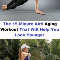 15 Minute Anti Aging Workout