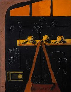 Man Ray  Studio Door  1939