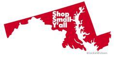 Shop Small Maryland