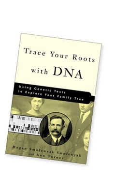 handy if you're getting started with genetic genealogy