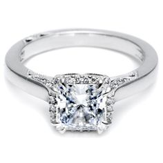 Beautiful engagement ring :)
