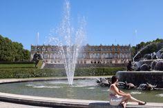 Alemanha – Novo Palácio de Herrenchiemsee (Neues Schloss Herrenchiemsee) | Um casal na Alemanha