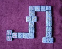 Dominó tejido:   19 ingeniosos e increíbles patrones de tricot y crochet