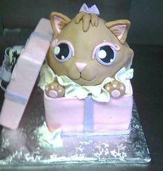 my littlest pet shop cake