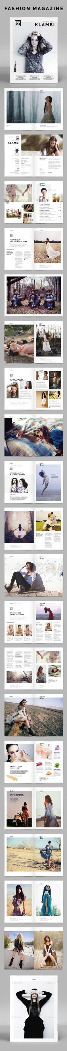 Fashion Magazine Klambi                                                                                                                                                     More