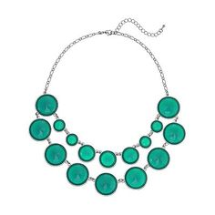 Apt. 9® Bubble Bib Swag Statement Necklace